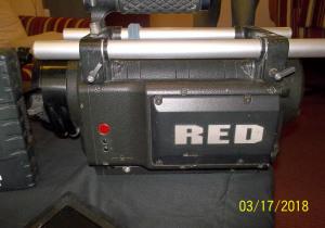 RED RED MX 4K CAMER
