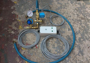 High Low Gas System