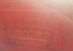 National Oil  12P160