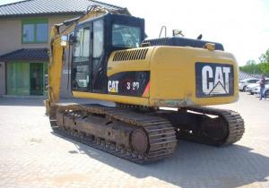 Caterpillar 319 D L