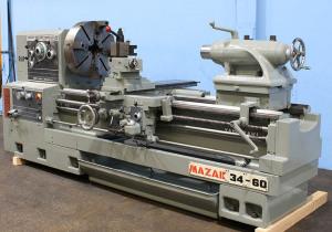 MAZAK Rex 34-60