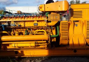 Generator SACM  wartsila SACM V