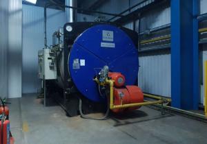 COCHRAN Steam Plant wit