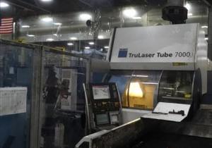 Trumpf Trulaser Tube 7000