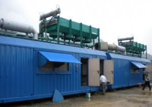 1760kW (2200kVA) used Cummis Diesel Generator