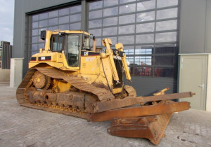 Caterpillar  D6R LGP II