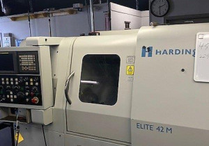Hardinge  Elite 42M