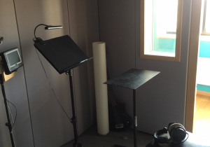 """Room in a Room"" - Acousticbooth from Studiobox 2x3m"