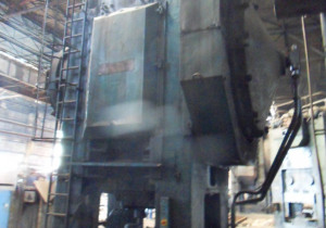 Hot forging press ERIE license 4000T