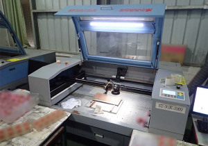 Superwave SW-CLD80-6090-Camera CO2 Laser Engraving Cutting Machines