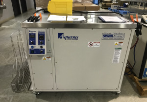 Aqueous Technologies Stencil Washer-CLR Ultrasonic Stencil Cleaning System (2011)