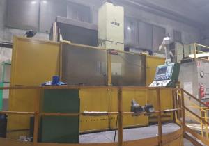 Vertical Lathe UTITA  UTITA  model TV 1800 CN