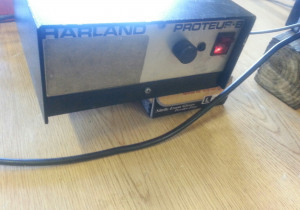 HARLAND LABELER PROTEUS B