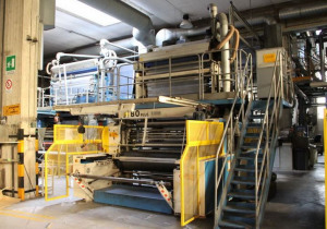 MACCHI 3 Layer Extrusion line