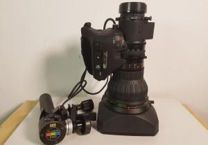 Fujinon ZA22 x7.6 BERM-M58 + ERD-T22