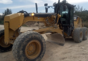 Used Caterpillar 140M Motor Grader