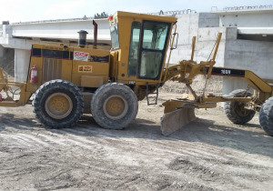 Used Caterpillar 160H Motor Grader