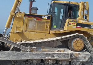 Used Caterpillar D8R II Crawler Dozer