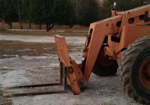 Lull 1044 Zoom Boom Forklift 8000 LB Capacity