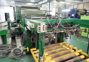 Mailander 122 Two Colour Metal Printing Press