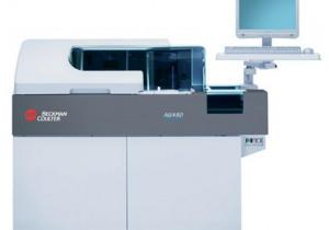 OLYMPUS AU480 Chemistry Analyzer
