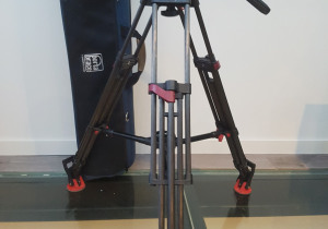 SACHTLER VIDEO 20 II Carbon Fiber legs