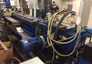 Schwarze-Robitec CNC 60 Rotary Tube Bender