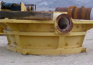 Allis-Chalmers Cone Crusher Base