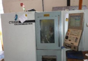Gildemeister CNC CTX410 V1