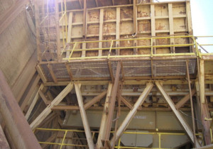 "Telsmith 60"" x 26' step deck VGF"
