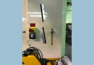 "Geka 165SD Semi Paxy CNC Hydraulic Ironworker, 8"" X 8"" X 3/4"""