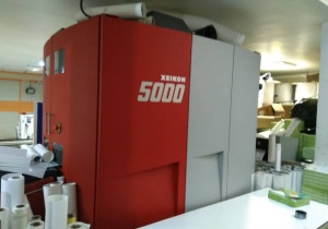 Xeikon 5000 Digital Press Only 150k Sheets (Brand New)
