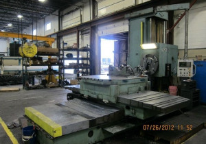 "Kolomna 3.125"" Floor Type Horizontal Boring Mill"