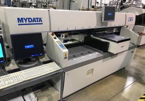 MYDATA MY12 Placement machine (84) - Agilis Compatible (2004)