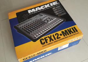 Mackie Mackie cfx12-mk