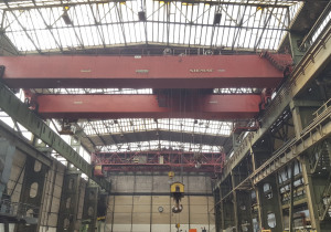 SIEMAG Bridge Crane 50