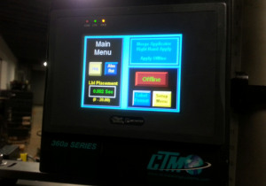 CTM LABELING 360A CLAMSHELL