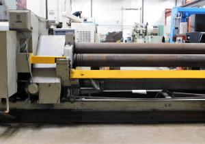 Bertsch 10′ x 1/4″ Initial Pinch Roll