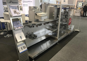 Uhlmann UPS 300  blister machine