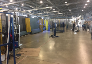 2013 Two Lisec IG Lines + Two Cutting Lines + Logistic And Sorting Systems
