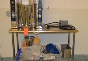 Fluid Air Fluid Bed Processor