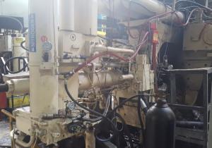 B & T 800 Ton Die Casting Machine