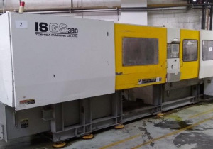 Toshiba ISGS390V10-19B (1995) Injection Molding Machine