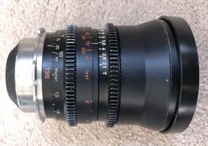 Zeiss 135mm Zeiss Mk2