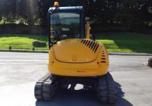 JCB 8050 RTS Mini-Excavator