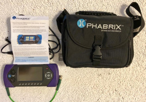 PHABRIX SX  Handheld Signal Generation, Analysis and Monitoring