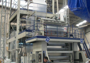 Carnivalli  co-extrusion blown film line