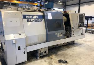 Mori Seiki SL 35 MC