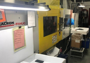 Cincinnati Fanuc Roboshot