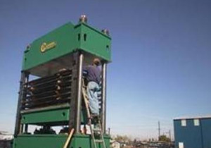 Columbia Flat Panel Press FLAT PANEL PRES